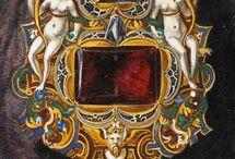 Jewels in art