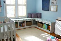 Home: Playroom ideas