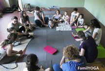 FamilYOGA a Montorso, yoga con genitori