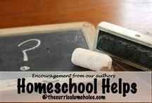 Homeschooling: Information(for Parents) / by Allissa Buseman