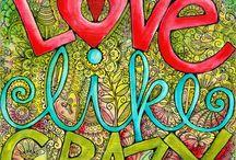 Liefdes segoed