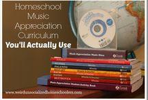 Homeschool: The Arts