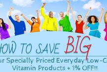 Web Items for Every Day Sale offered by Nutritional Institute