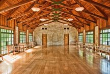 Winery event halls