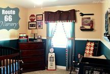 Kids rooms / by Amanda Tissue