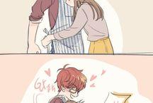 słodkie rysunki