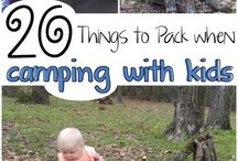 CAMPING / CAMPING IS A FUN FAMILY ACTIVITY THAT WILL CREATE A FOREVER BOND AND GET YOU BACK INTO NATURE TO EXPLORE THE WORLD AROUND YOU. YOU WILL FIND TIPS, TRICKS AND MORE TO CREATE AN AMAZING CAMPING EXPERIENCE.