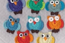 Crochet - owls / by Jonna McCarthy