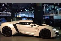 Futuistic cars i like