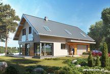 Nowe projekty domów 2017