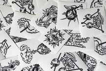 Design/Illustration / Design and illustration works I like