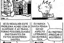 Tirinhas / Humor