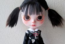 "My custom Blythe Doll "" Mei"" / by Naoko Yoshioka"