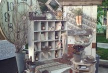 Flea Markets / I love to treasure hunt at flea markets and am always looking for new ones to go to.