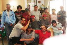 """Los Churrinches / Los Churrinches es una de las 3 instituciones que conforman el proyecto de Radio y Salud Mental """"Radio Radiola"""""""