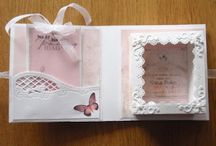 Scrapbook Cards / by Julie Swift
