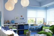 habitaciones para niño