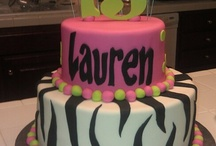 Teenager bday cake ideas