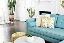 apartment inspo - living room