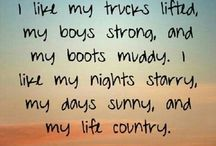I'm born country girl!!!♡