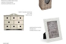 Interior Design Mood Boards / A collection of mood boards that we've created for every season and style!