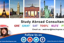 The Chopras Study Abroad Consultants - Youtube