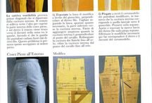 Correzioni pantaloni