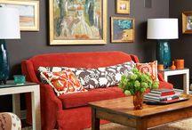 Living Room / by Jennifer Walker