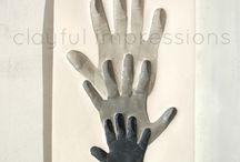 Clay Footprint