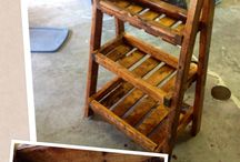 Pallet & Wood Projects / Pallet and wood projects