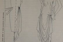 Dressmaking / pattern making