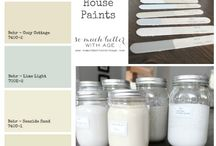 Home - Color Palettes / by LaParisienneVintageChicFurniture Chams Habib