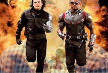 James Buchanan Barnes/Bucky/Winter Soldier