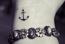 tetování na ruku