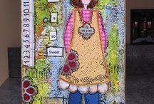 She Art inspiration / by Cheryl Kanenwisher