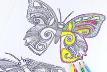 COLOURING PICTURES FOR ADULTS
