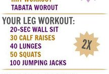 workout exercices