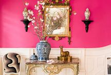 PaintRight Colac Pink Interior Colour Schemes