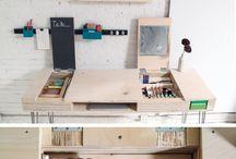 Working / Vanity Desk