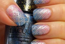 Nail Art - Ideas / Nail Art that inspires me, maybe I'll try them out someday.