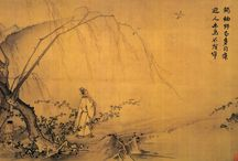 taoist in the landscape