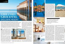 TOP 24 HOTELS & RESORTS OF THE WORLD SPRING-SUMMER 2013 / best destinations and hotels to visit during each week of Spring-Summer 2013