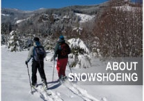 Learn how to Snowshoe!