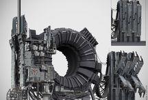 Cities - Space Elevator