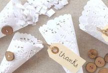 Gift & Treat Bag Ideas / by Bea Salazar