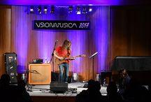 Guthrie Govan - seminario @ Visioninmusica 2017
