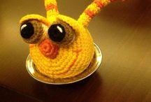 crochet / örüyorum