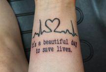 Enfermería Tattoo
