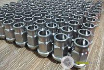 titanium lug nut