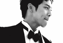 Fangirling, male dimples ~